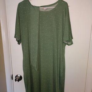 3X Lularoe Marly Dress